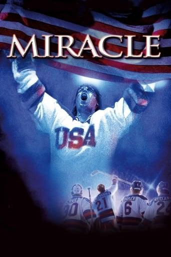 Poster of Hokejový zázrak