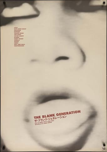 Poster of The Blank Generation