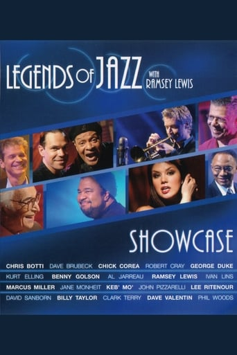 Poster of Legends of Jazz: Showcase with Ramsey Lewis