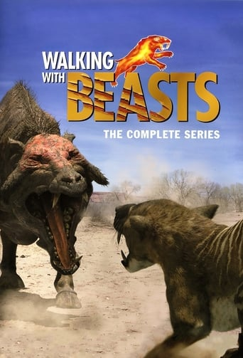 Poster of Walking with Beasts
