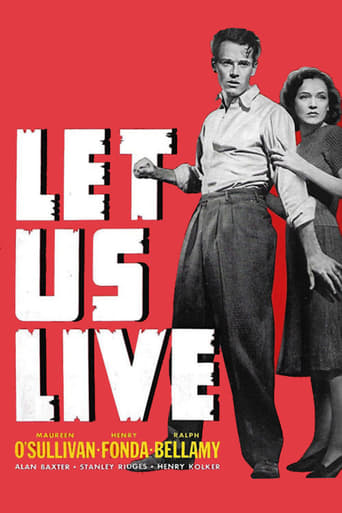 Poster of Let Us Live