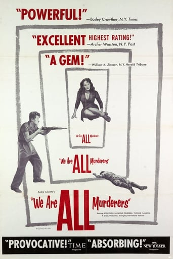 Poster of We Are All Murderers