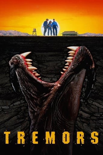 Poster of Tremors