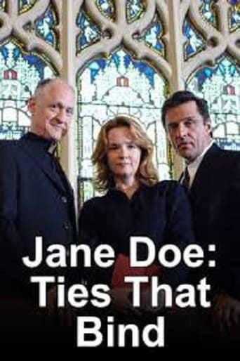 Poster of Jane Doe: Ties That Bind