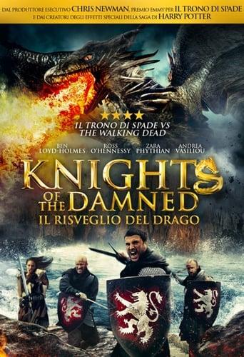 Poster of Knights of the Damned - Il risveglio del drago