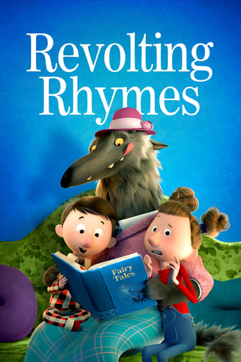 Poster of Revolting Rhymes
