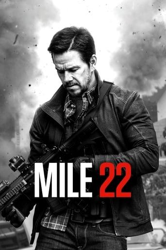 Filmplakat von Mile 22