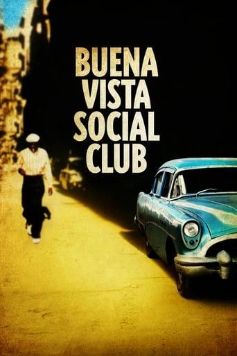 Filmplakat von Buena Vista Social Club