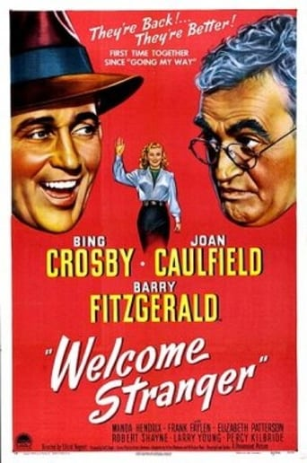 Poster of Welcome Stranger
