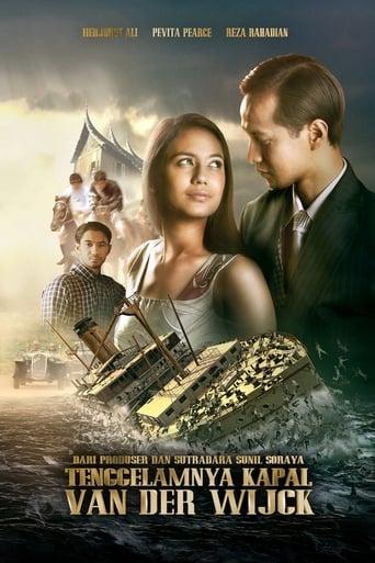 Poster of The Sinking of Van Der Wijck