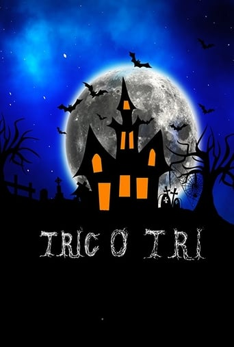 Poster of Trick O Tri: Happy Halloween