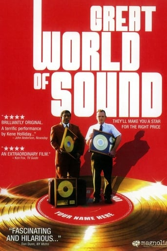 Poster of Great World of Sound