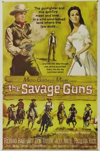 Poster of The Savage Guns