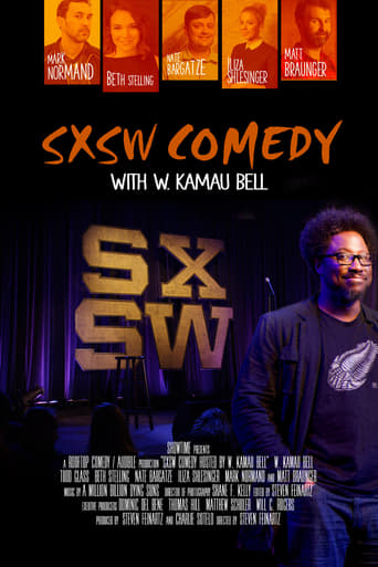 Poster of SXSW Comedy With W. Kamau Bell