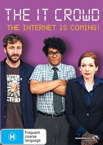 The IT Crowd: The Internet Is Coming poster
