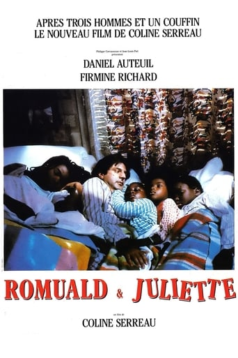Poster of Romuald et Juliette