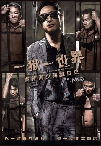 Poster of Imprisoned: Survival Guide for Rich and Prodigal