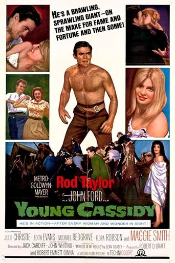 Poster of Young Cassidy