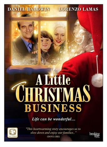 Poster of A Little Christmas Business