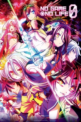 Poster of No Game No Life: Zero