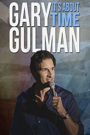 Poster of Gary Gulman: It's About Time