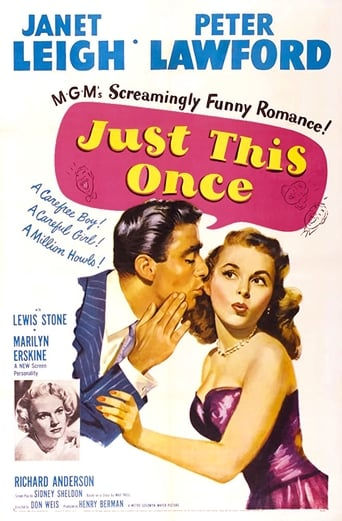 Poster of Just This Once