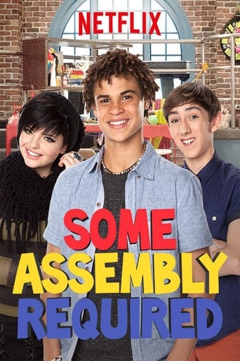 Poster of Some Assembly Required