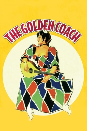 Poster of The Golden Coach