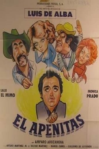 Poster of El apenitas