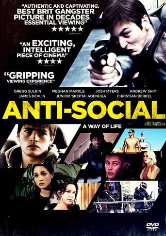 Poster of Anti-Social