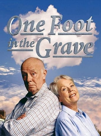 Poster of One Foot in the Grave