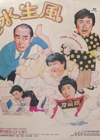 Poster of The Fung-shui Master