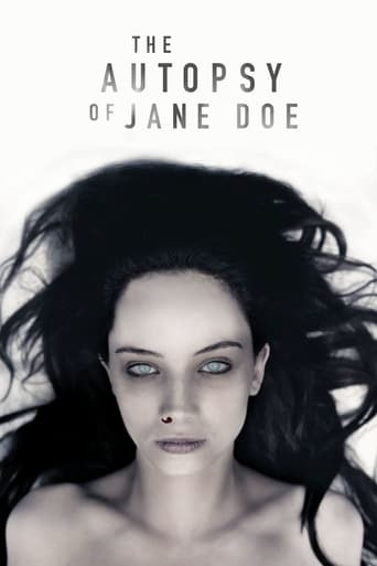 The Autopsy of Jane Doe Film Review