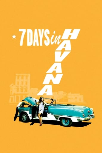 Poster of 7 Days in Havana