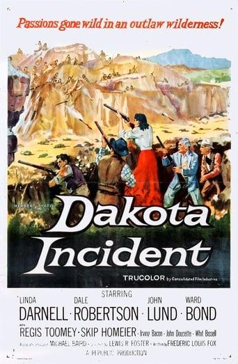 Poster of Dakota Incident