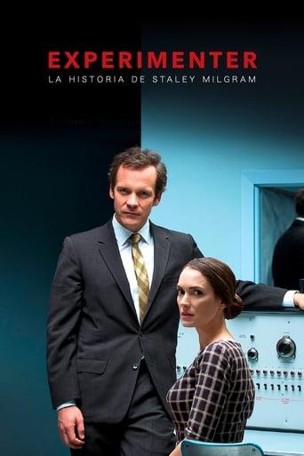 Poster of Experimenter: La historia de Stanley Milgram