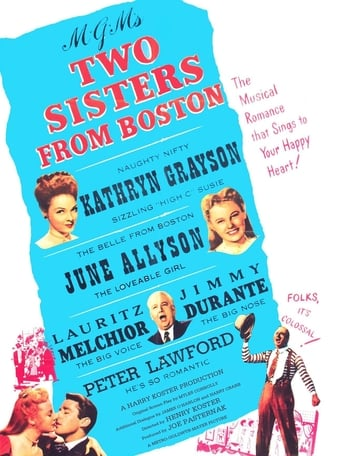 Poster of Two Sisters from Boston