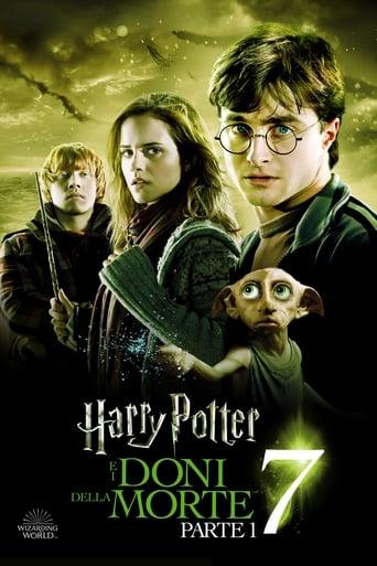 Poster of Harry Potter e i doni della morte - Parte 1
