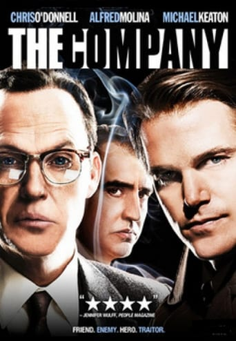 How old was Michael Keaton in The Company