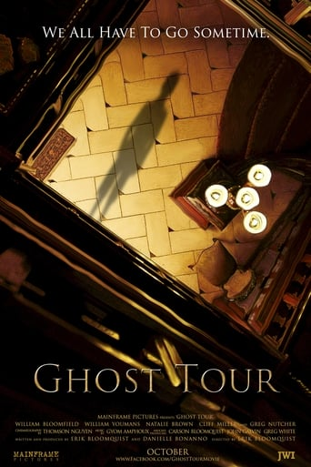 Poster of Ghost Tour