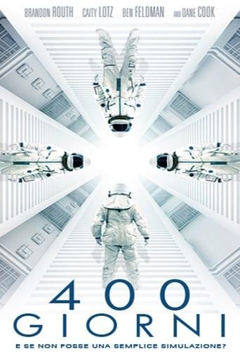 Poster of 400 giorni - Simulazione spazio