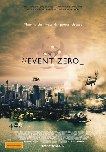 Poster of Event Zero