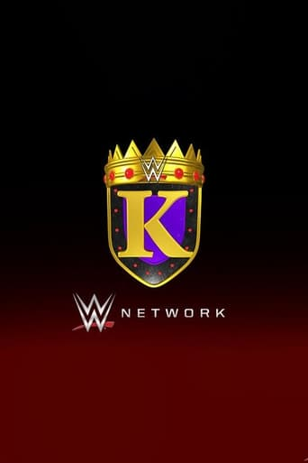 Poster of WWE King Of The Ring 2015