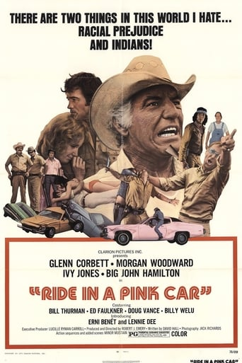 Poster of Ride in a Pink Car