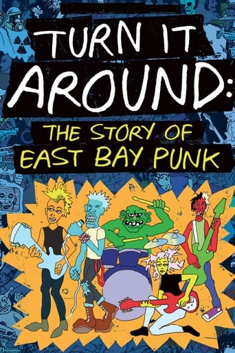 Poster of Turn It Around: The Story of East Bay Punk