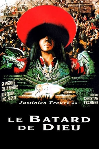 Poster of Justinien Trouve, or God's Bastard