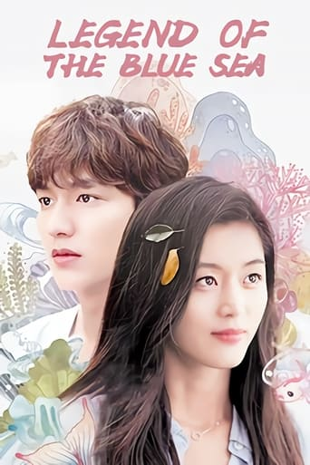 Poster of The Legend of the Blue Sea