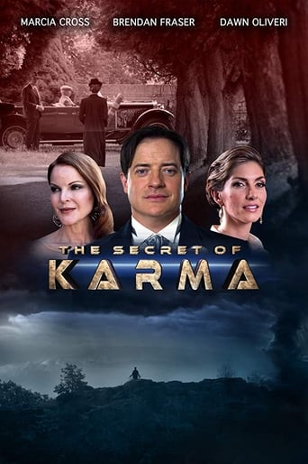 Poster of The Secret of Karma