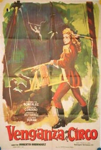 Poster of Venganza en el circo