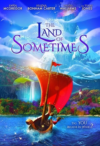 The Land of Sometimes poster